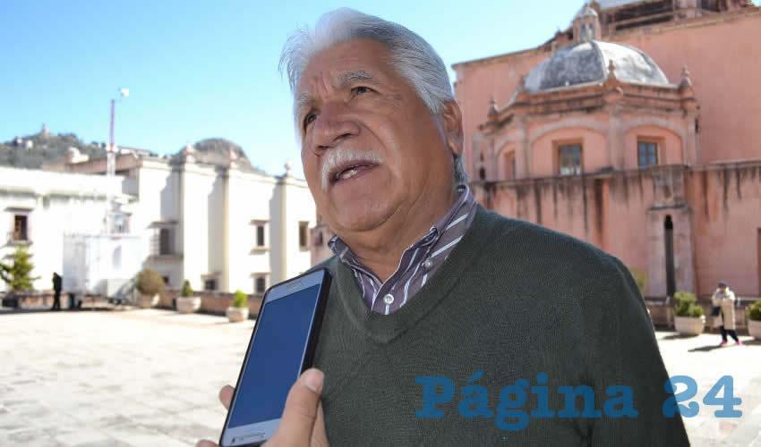 La Sesión del Consejo Estatal de Morena fue Totalmente Legal: Santos Cervantes