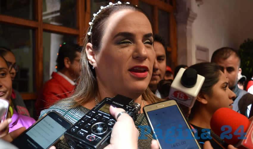 Falta Generar Condiciones de Accesibilidad Para Discapacitados: Lourdes Rodarte