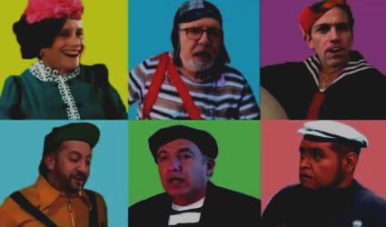 Joaquín López Dóriga en el Mejor Programa de la Televisión Humorística