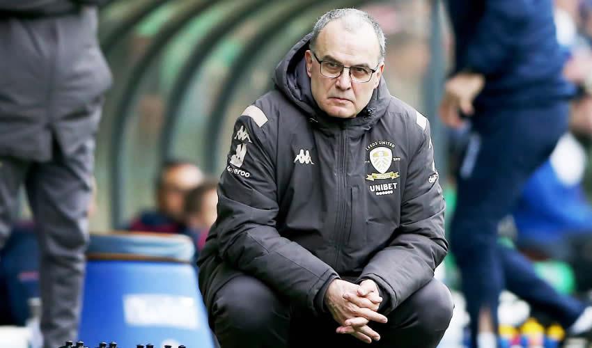 Marcelo Bielsa, DT del Leeds United (Foto: Especial)