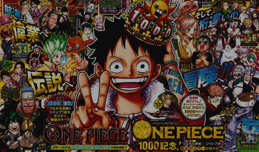 One Piece: Mil Capítulos de Aventura