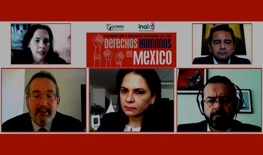 """Se realizó el Panel """"El acceso a la información en expedientes relacionados con violaciones graves a derechos humanos"""""""