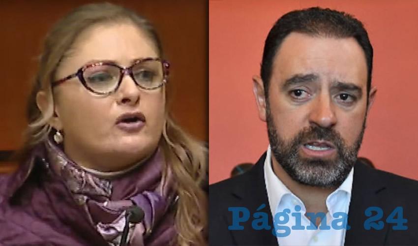 Claudia Edith Anaya Mota | Alejandro Tello Cristerna