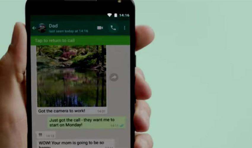 Todo lo que WhatsApp Compartirá de sus Usuarios