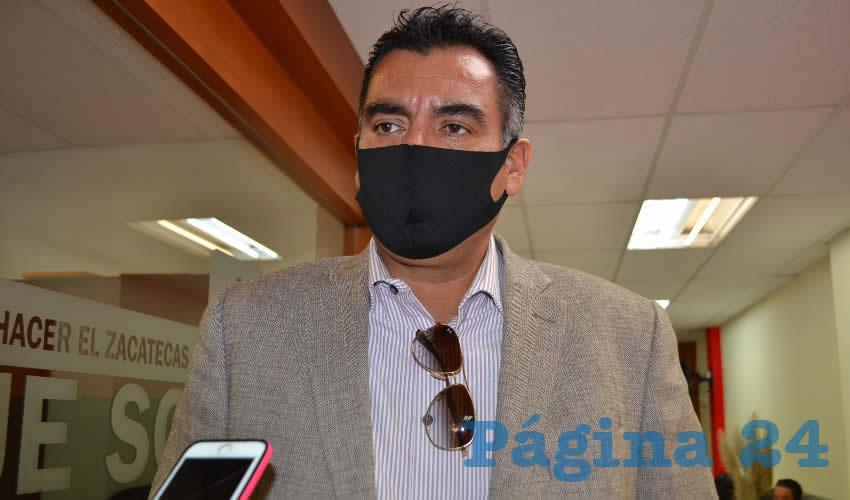 José Luis Figueroa Rangel (Foto: Archivo Página 24)