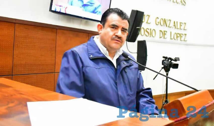 José María González Nava (Foto: Cortesía)