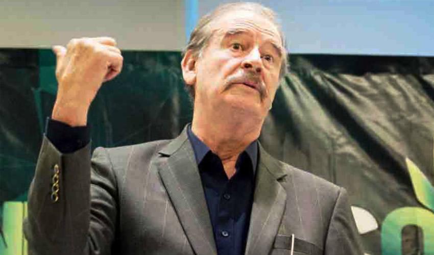 """""""Que se Calle la Chachalaca en las Mañaneras"""": Fox a AMLO"""