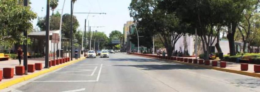 Padecen por oscuridad en avenida Guadalupe