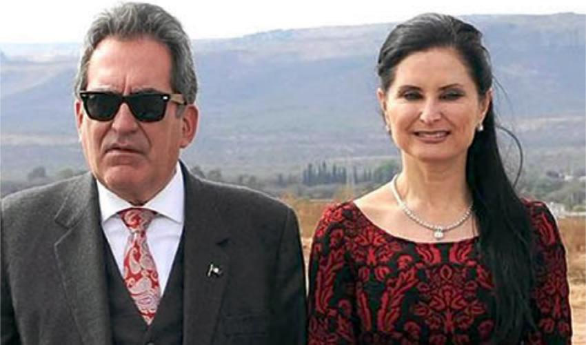 Carlos Lozano de la Torre y Blanca Esthela Rivera Rio Flores ...quieren regresar al poder ¿querrá la ciudadanía?..