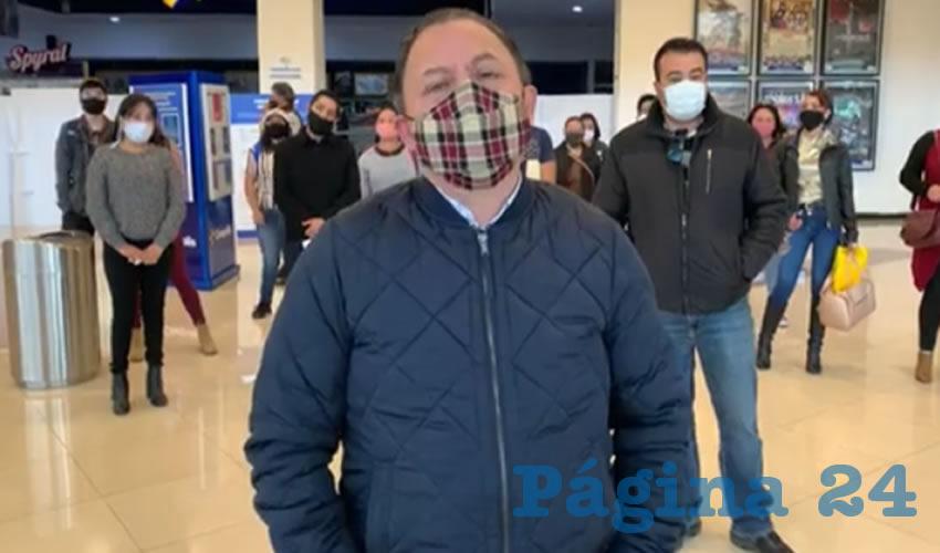"""""""Cinépolis Sigue Pisoteando los Derechos de sus Trabajadores"""""""