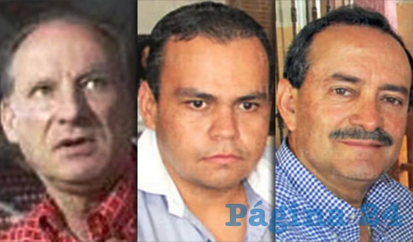 """Roberto Muñoz González ...""""Gato del Mencho""""... Héctor Adrián Montoya ...caballos de 80 mdp... Alfredo """"El Mosco"""" Reyes ...trabajar menos y ganar más..."""