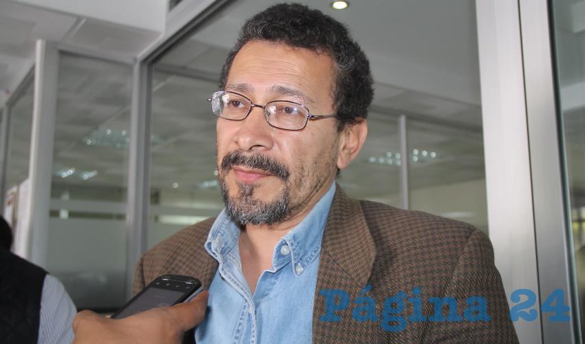 Gerardo Mata Chávez (Foto Archivo Página 24 Zacatecas)