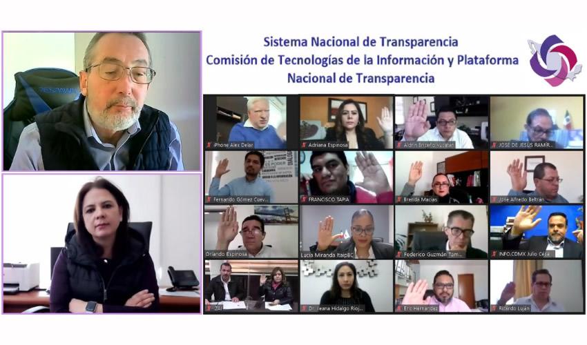 INAI Facilitará la Búsqueda de Información  en la Plataforma Nacional de Transparencia