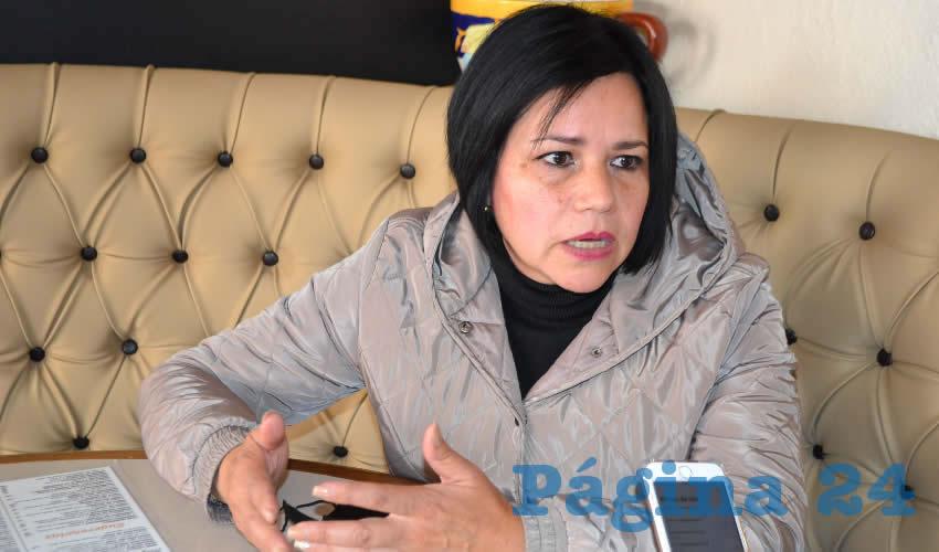 """Maldonado: """"50% de las Candidaturas Deben ser Ocupadas de Mujeres y Otro 50% Hombres"""""""