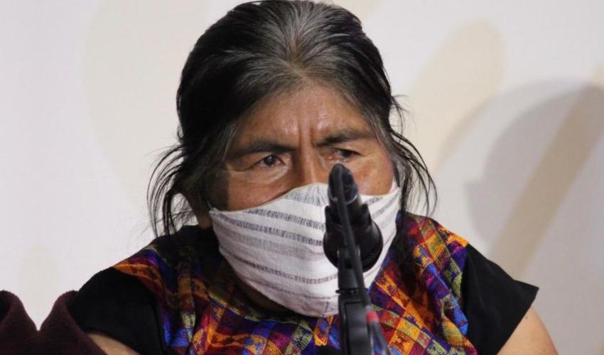 Sigue la Resistencia Para Aceptar que la Mujer Tiene Derechos: Teófila Palafox Herranz