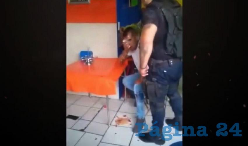 Hombre Pierde un ojo Tras ser Golpeado por un Policía en Guadalajara