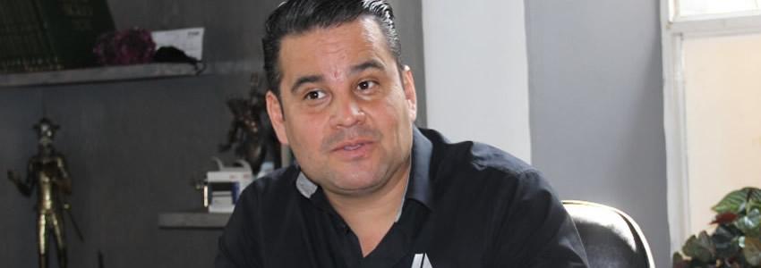 Conforme a su Situación Jurídica, se Decidirá si Luis  Eduardo Cázares Será Candidato: Pérez Almanza
