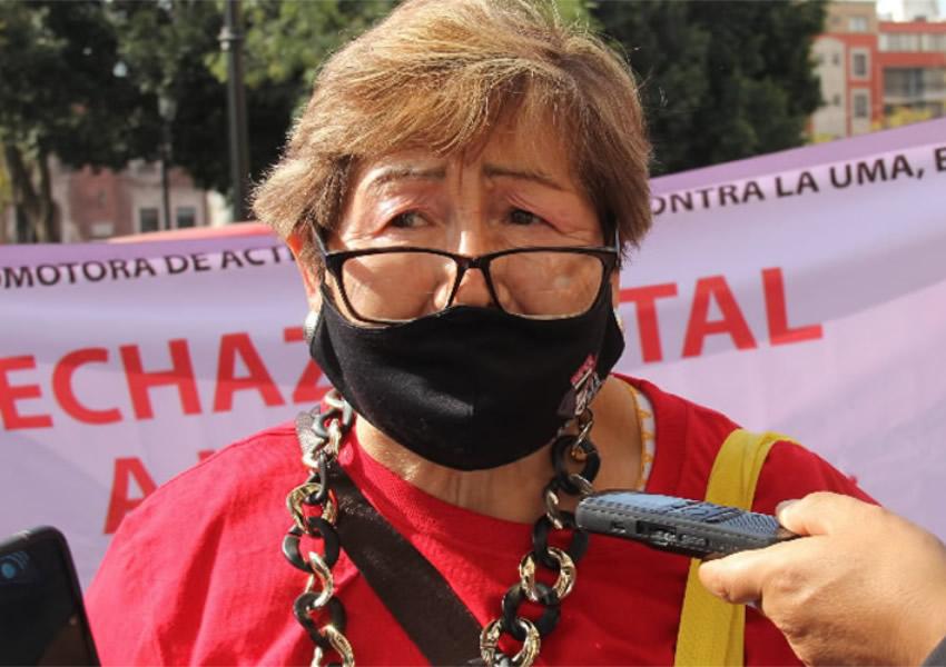 Nos Quieren Disminuir las Pensiones Porque Somos una Carga: Rangel