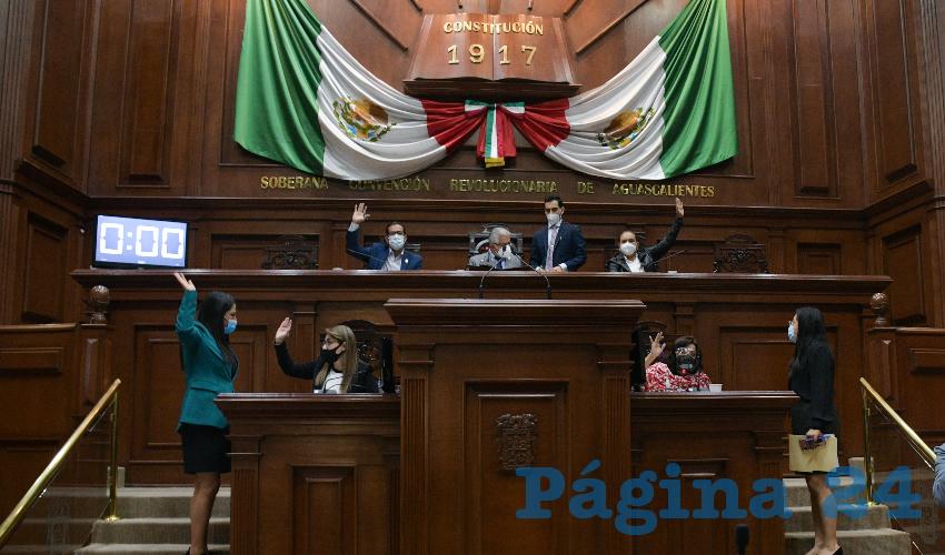 El Congreso del Estado Autorizó al  Ejecutivo Proyecto de 'Ciudad Justicia'