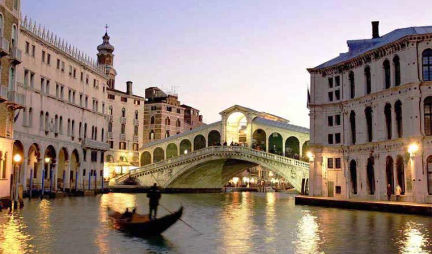 Arrancan Celebraciones por los mil 600 Años de Venecia