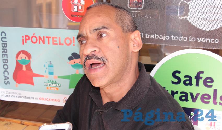 Robledo: Publicará Fototeca Zacatecas Libro Electrónico Sobre el Fotógrafo Eulalio Robles