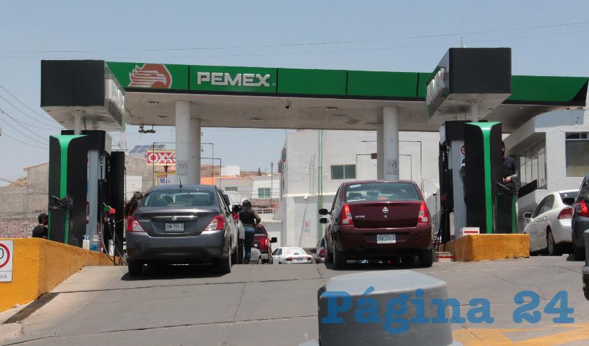 La Inseguridad es una de las Problemáticas que Enfrentamos los Gasolineros: José Pitones