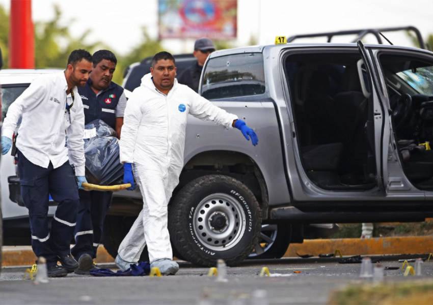 Jalisco, tercer estado con más víctimas de homicidio doloso con 668