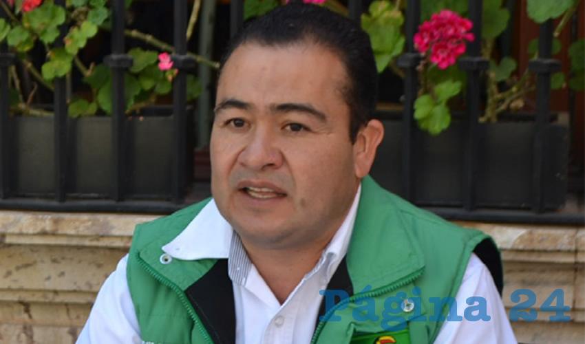 Los Dueños de los Predios Están Molestos y Buscan Defenderse: Alfredo Barajas