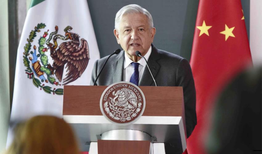 No Deben Repetirse las Agresiones Contra los Chinos: Andrés Manuel López Obrador
