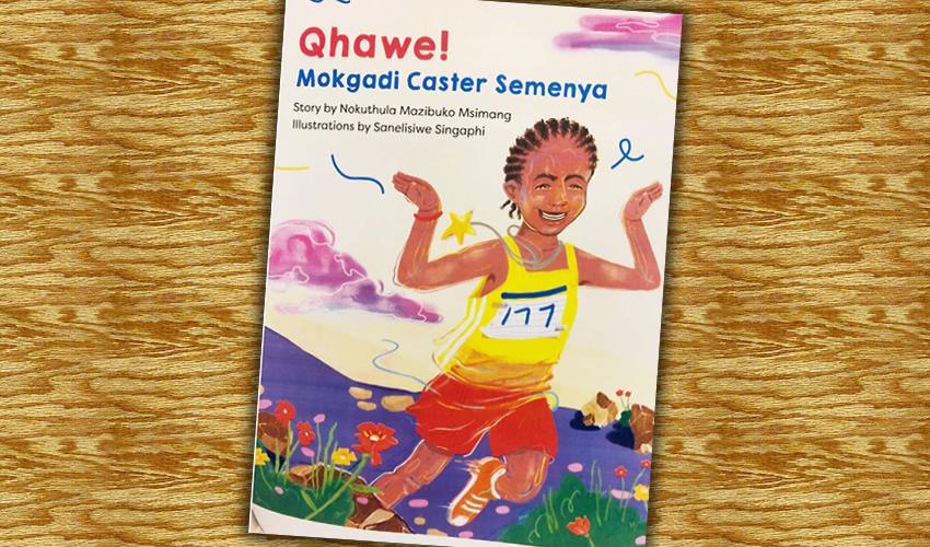 Librerías Sudafricanas Acogen Cuento Infantil Inspirado en Caster Semenya