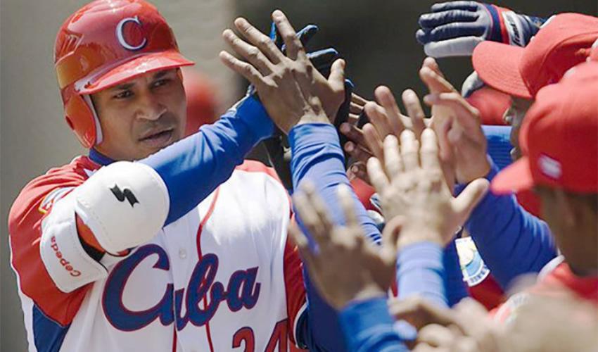 Beisbolistas de Cuba sí Asistirán al Preolímpico en Estados Unidos