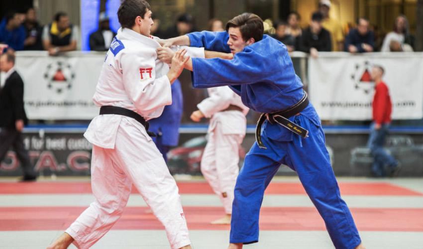 Japón Cierra con Broche Dorado Mundial de Judo