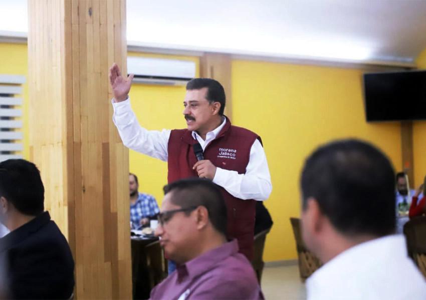 Lomelí analiza impugnar resultados en Guadalajara