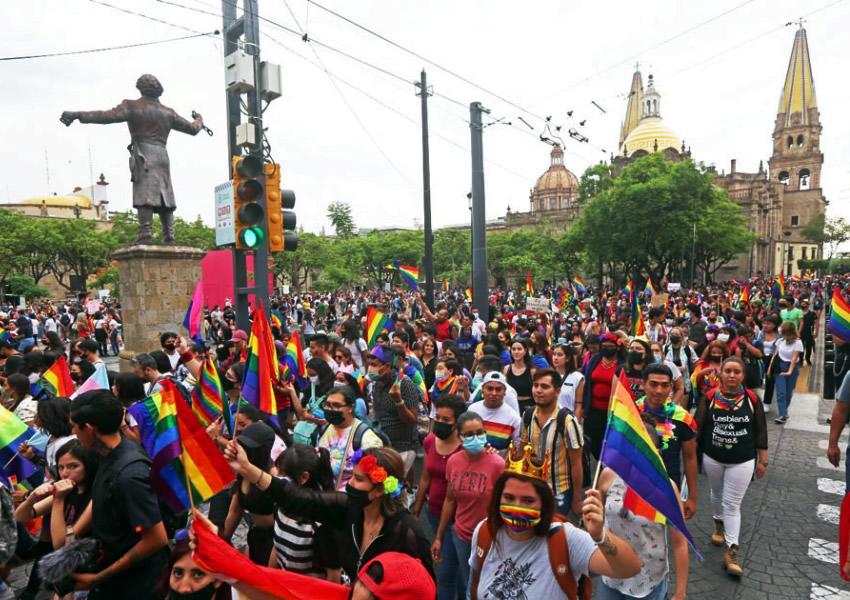 Exigen inclusión ante el Congreso de Jalisco