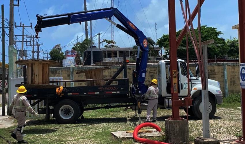 Apagón en Playa del Carmen fue por Vandalismo: CFE