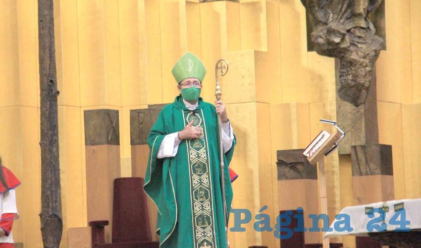 Para que Haya Papá, se Requiere que Haya Mamá: Obispo Noriega