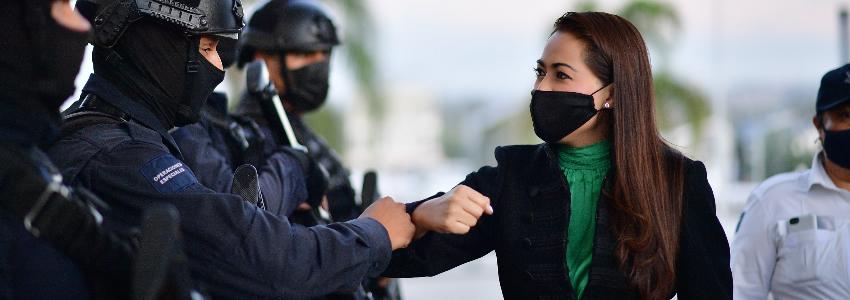 Tere Jiménez Esquivel Vuelve a Tomar las Riendas del Municipio