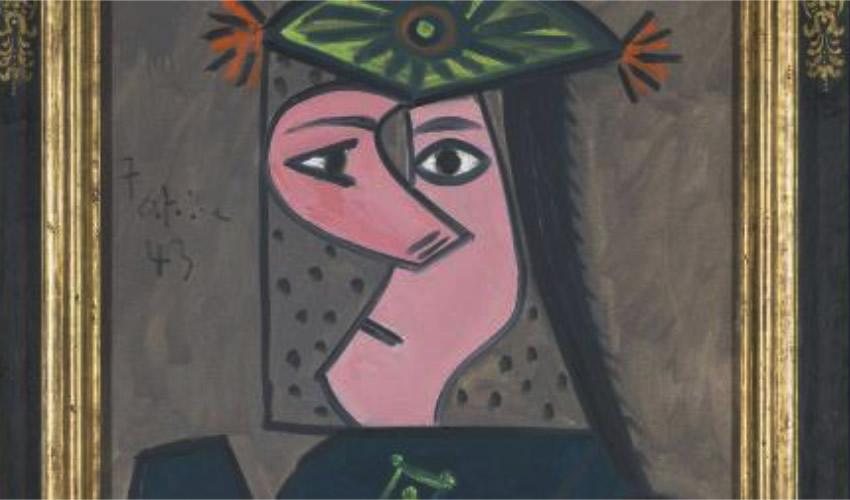 Por fin, Picasso de Gala en Museo del Prado