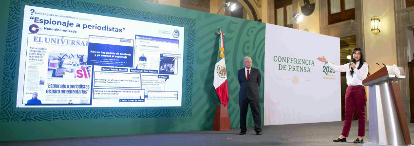 """Inicia """"Quién es Quién en las Mentiras de la Semana""""; lo Realiza Elizabeth García Vilchis"""