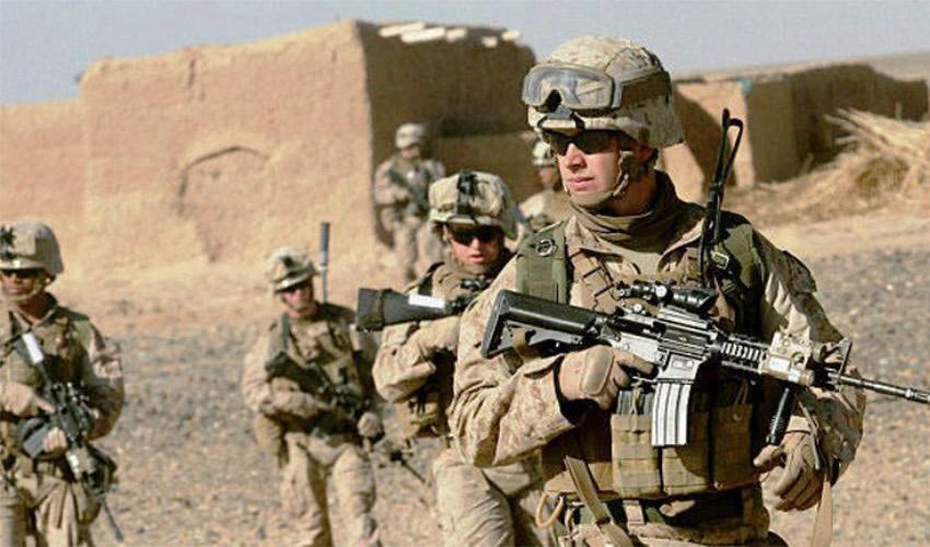 EU ya Retiró de Afganistán más del 90% de sus Tropas