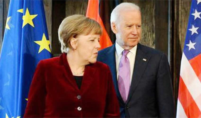 Estados Unidos y Alemania Ratifican la Alianza de la OTAN Contra Rusia