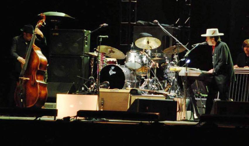 Bob Dylan Ofrece un Concierto en Modo Streaming