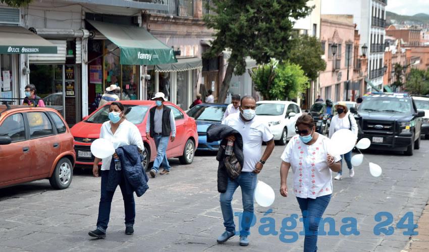 Padres de Miguel Ángel Exigen al Gobernador que Este Cruel Asesinato no Quede Impune