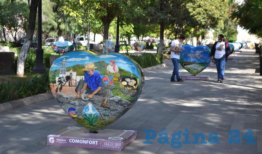 Presentan Exposición de 34 Pueblos Mágicos del Pacto Centro-Occidente