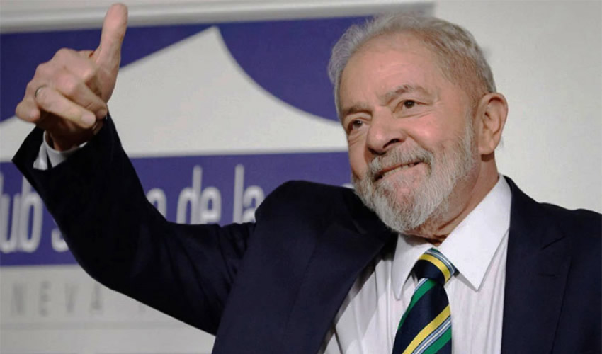 PT-Brasil Estudia Refuerzo de Seguridad de Lula da Silva en la Campaña Electoral