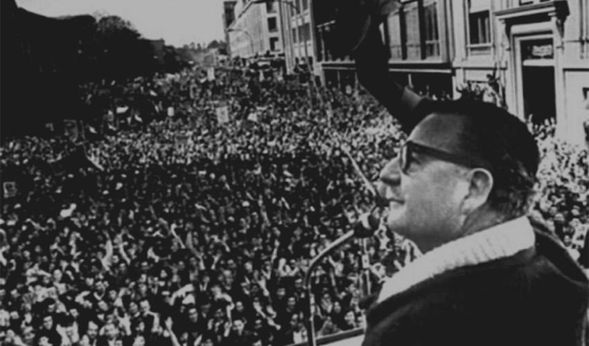 Homenajes por el Aniversario del Golpe de Estado en Chile