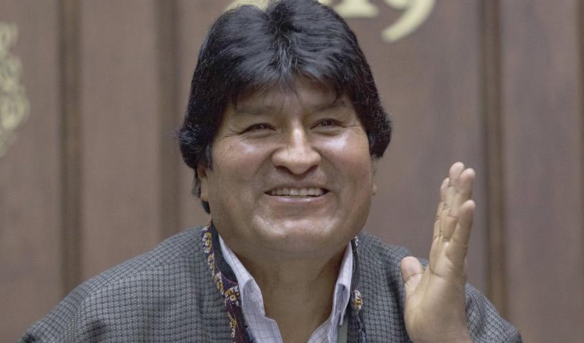 OEA no es de los Pueblos, es del Imperio: Evo Morales