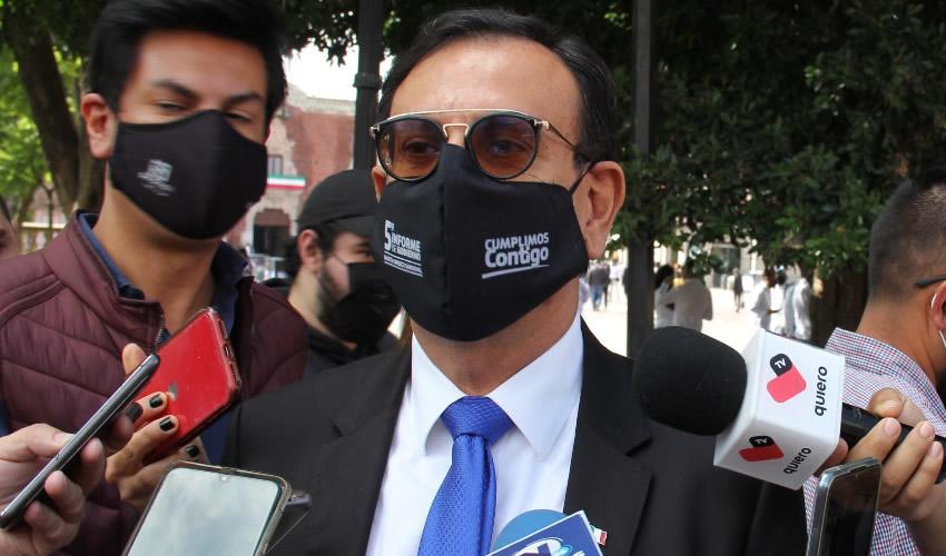 Juan Manuel Flores Femat Minimiza las Mentadas de Madre Para Martín Orozco, de Automovilistas