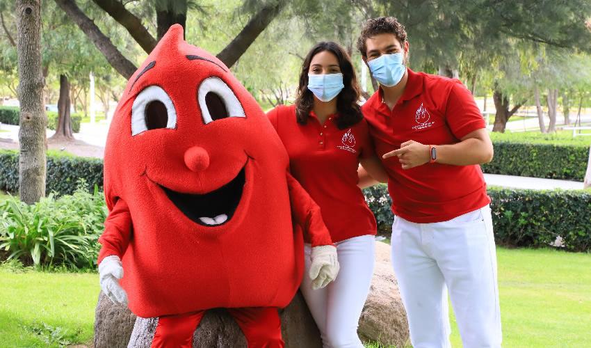 El Banco de Sangre Universitario Suma  Esfuerzos por Cultura de Donación Altruista