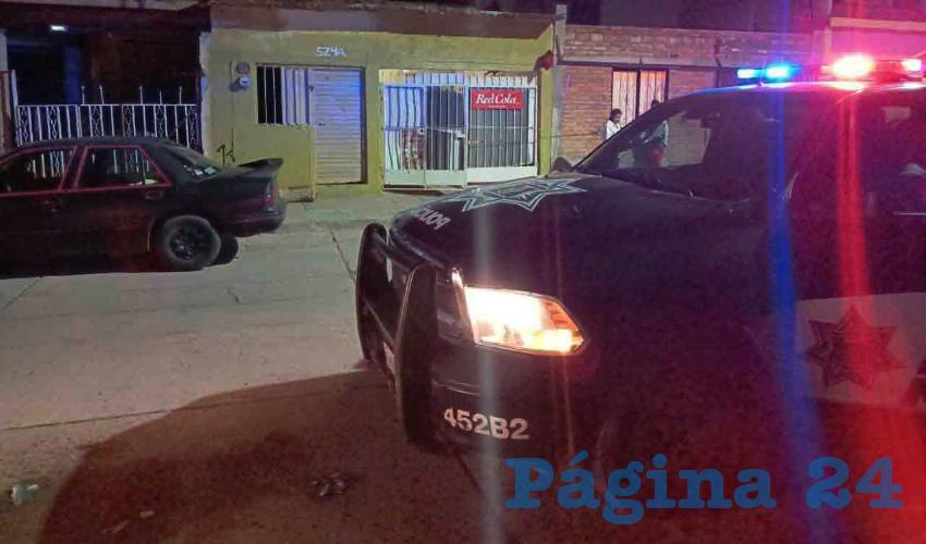 En La Barranca, Suicidio 117
